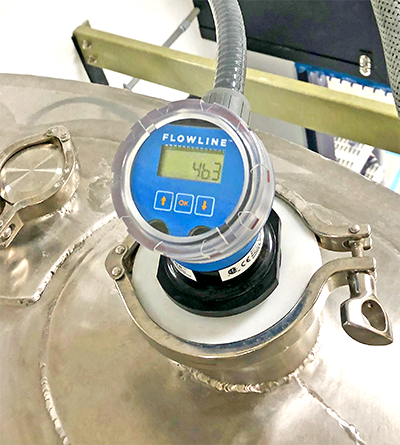 Harrington Industrial Plastics - Flowline Liquid Level Transmitter