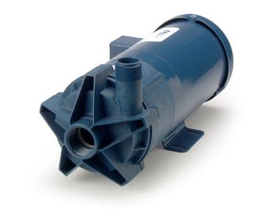 Harrington Industrial Plastics - Finish Thompson Magnetic Drive Pumps KC Series