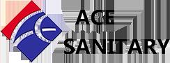 Harrington Industrial Plastics - Ace Sanitary Logo - Life Sciences