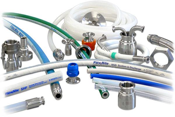 Harrington Industrial Plastics - Ace Sanitary Tube Hose - Life Sciences