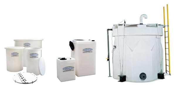 Harrington Industrial Plastics - Chemical Tanks