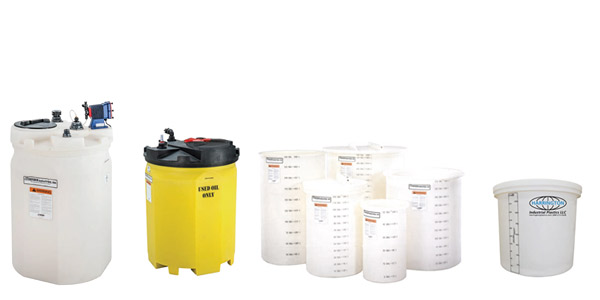 Harrington Industrial Plastics - Chemical Tanks
