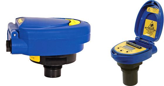 Harrington Industrial Plastics - EchoSwitch Ultrasonic Switches