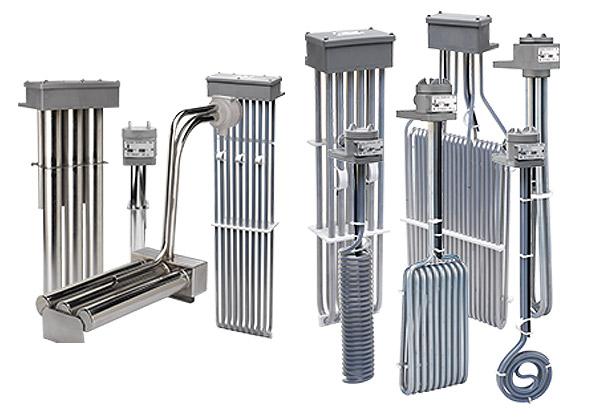 Harrington Industrial Plastics - Electric Immersion Heaters