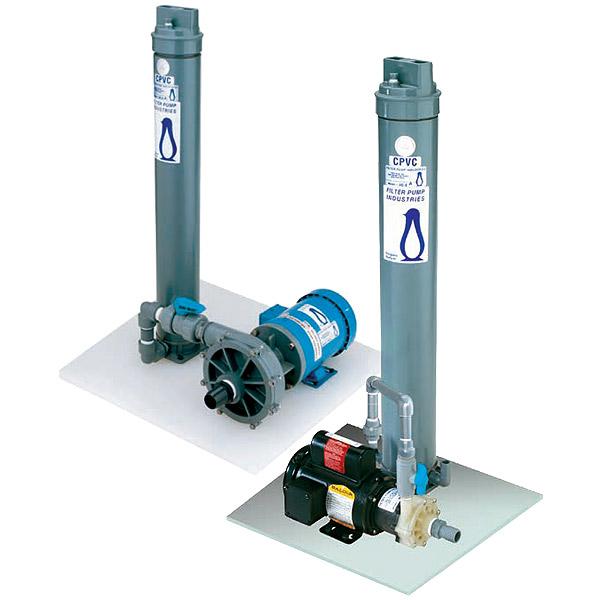 Harrington Industrial Plastics - Penquin Filter Systems