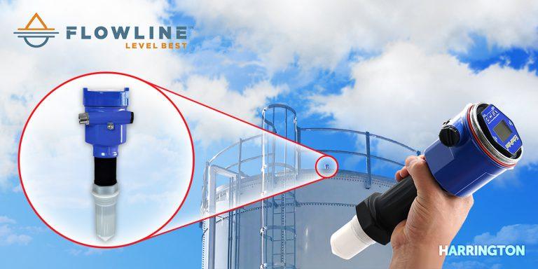 Harrington Industrial Plastics - Flowline Liquid Level Transmitter