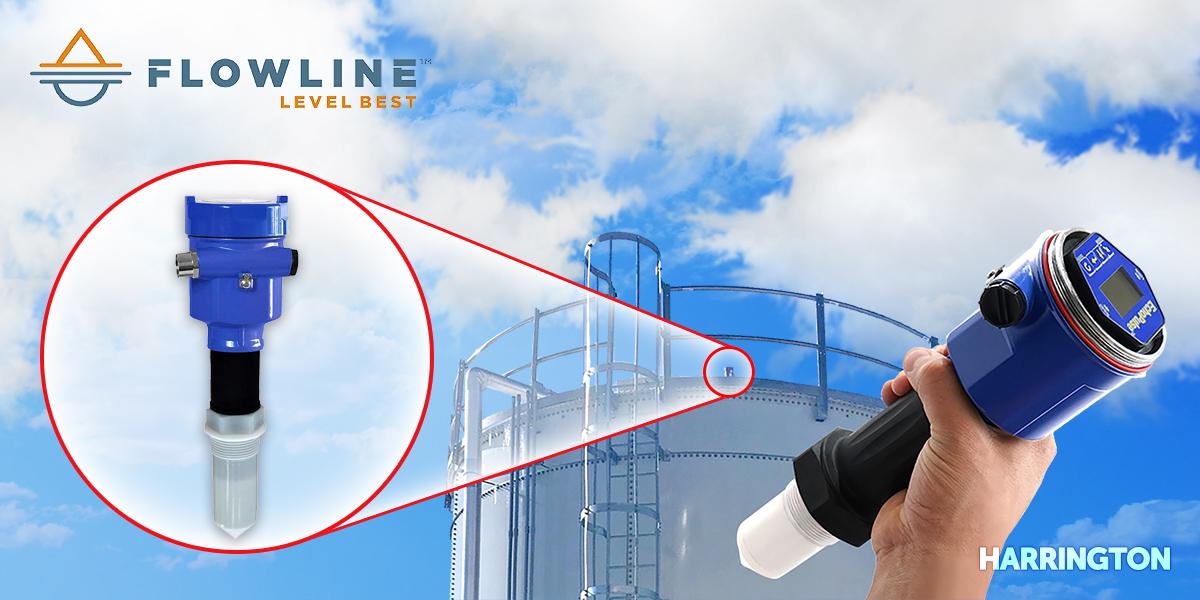 Brine Waste Storage Tank Level Measurement