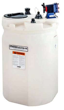 Harrington Industrial Plastics - Snyder Double Containment