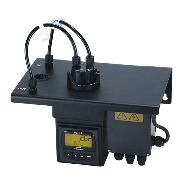 Harrington Industrial Plastics - +GF+ Signet Turbidimeter