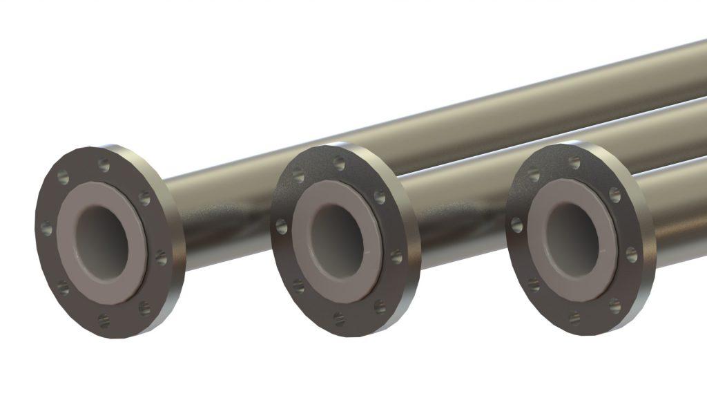 Harrington Industrial Plastics - Plastic-Lined Steel Piping