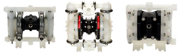 Harrington Industrial Plastics - All-Flo-Plastic-Diaphragm-Pumps