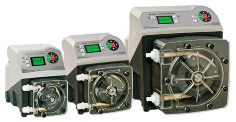 Harrington Industrial Plastics - BlueWhite - Peristaltic Pumps