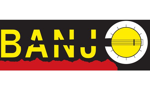 Harrington Industrial Plastics - Banjo Logo