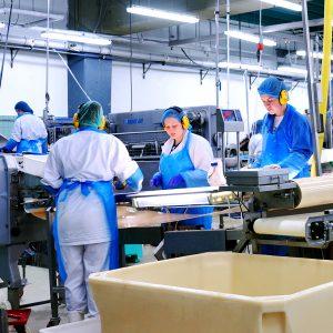 Harrington Industrial Plastics - Food Beverage Processing