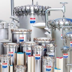 Harrington Industrial Plastics - Filtration