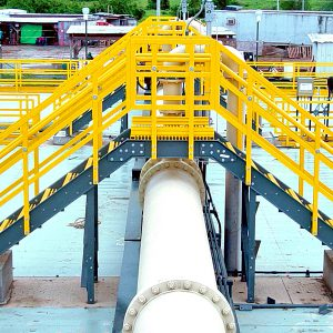 Harrington Industrial Plastics - Structural Grating