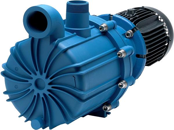 Harrington Industrial Plastics - Finish Thompson SP Series Self Priming Pumps