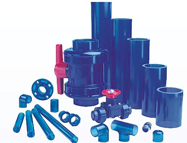 Harrington Industrial Plastics - Spears High Purity PVC System
