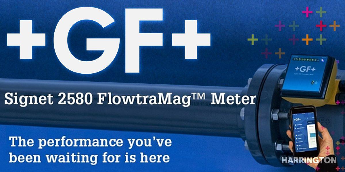 Georg Fischer Signet 2580 FlowtraMag Meter