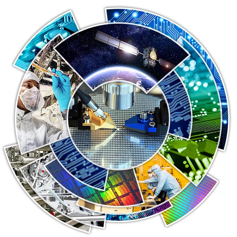 Harrington Industrial Plastics - Microelectronics Hero Image Landing Page