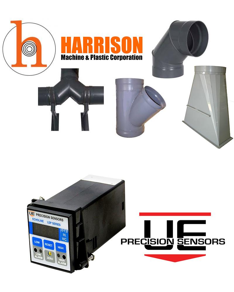 Harrison and UE Precision Sensors Hero Image