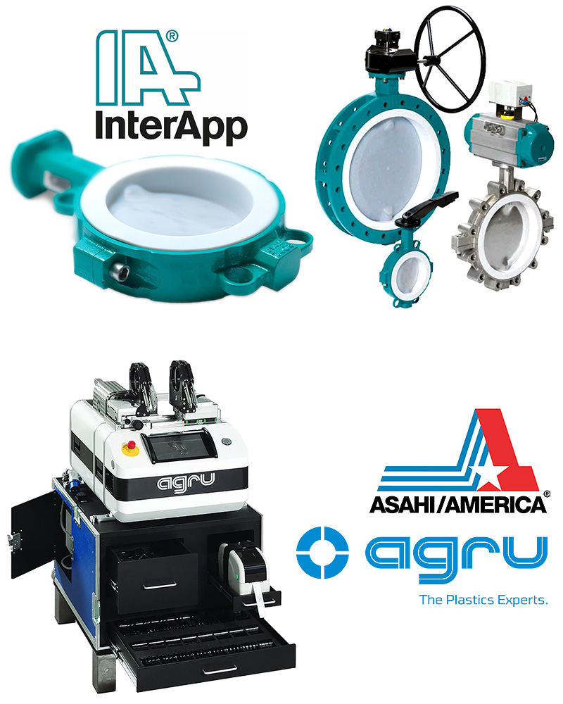 IA InterApp and Asahi/America Agru Hero Image