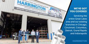 Harrington Industrial Plastics - Fort Wayne Distribution Center Grand Opening