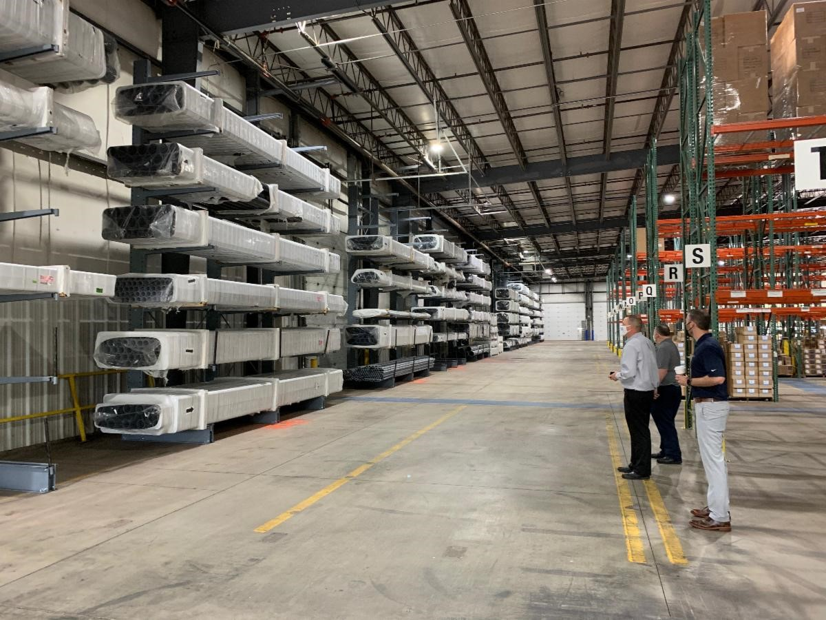 Harrington Industrial Plastics - Fort Wayne Distribution Center Warehouse