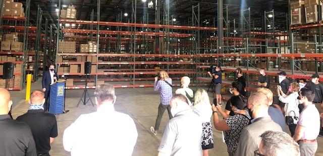 Harrington Industrial Plastics - Fort Wayne Distribution Center