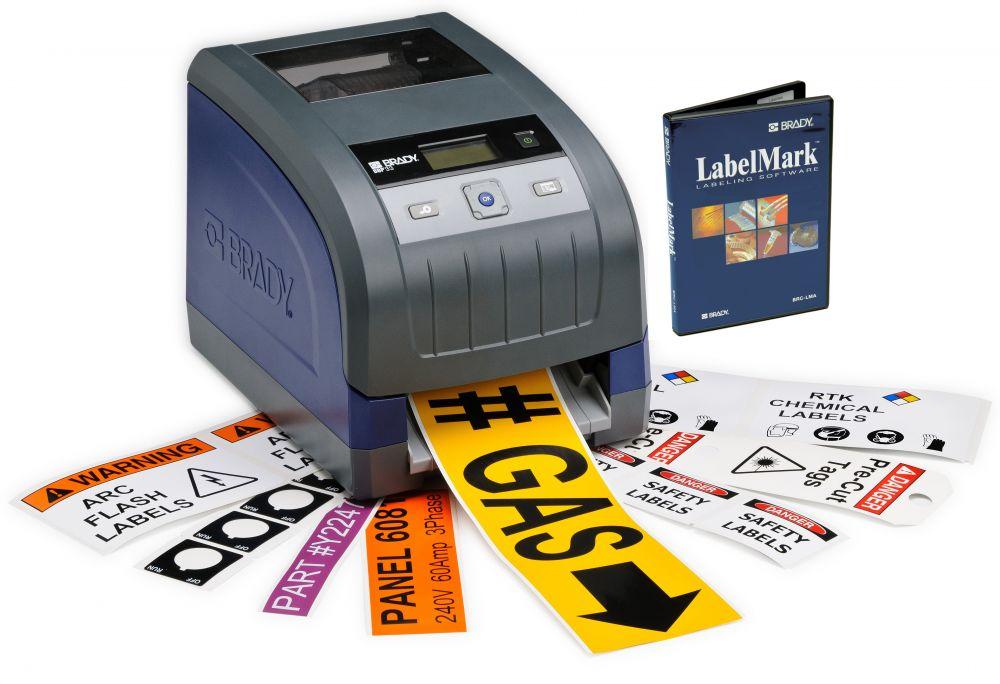 Brady Labels Printer