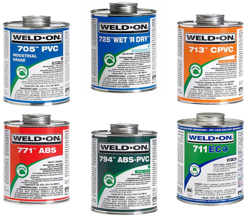 Harrington Industrial Plastics - Weld-On