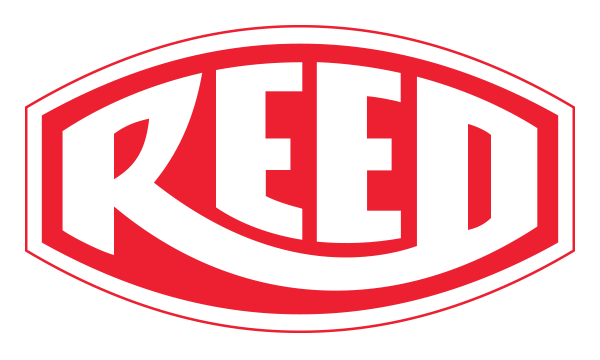 Harrington Industrial Plastics - Reed Logo