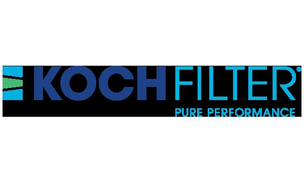 Harrington Industrial Plastics - Koch Filter Logo