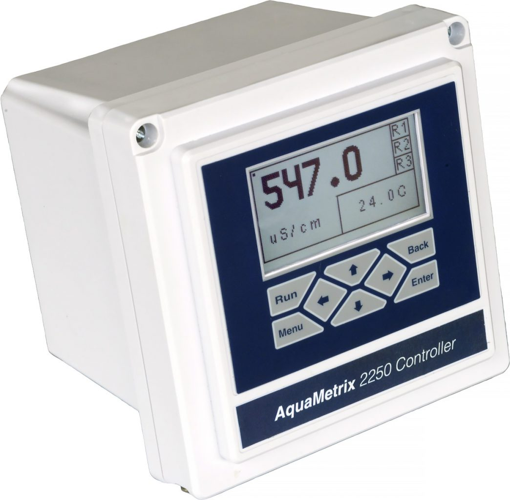 AquaMetrix 2250 Controller - Water Analytics - Harrington Industrial Plastics