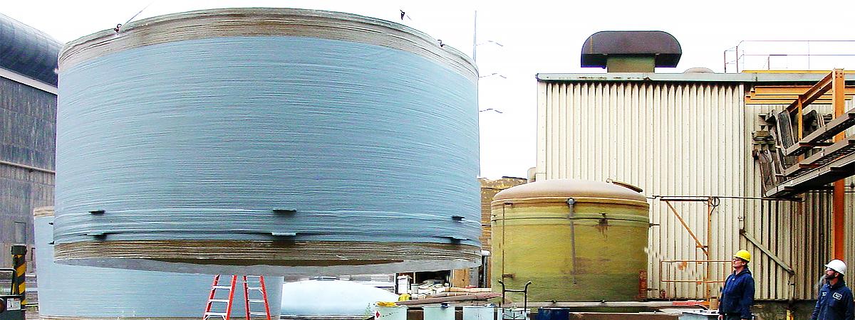 CRECO Tanks - Harrington Industrial Plastics