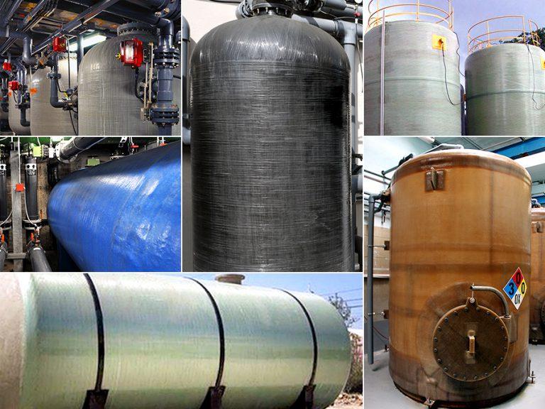 CRECO Tanks - Fiberglass Storage Tanks - Harrington Industrial Plastics