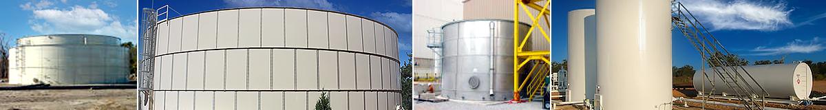 CRECO Tanks - Field Erected Tanks - Harrington Industrial Plastics