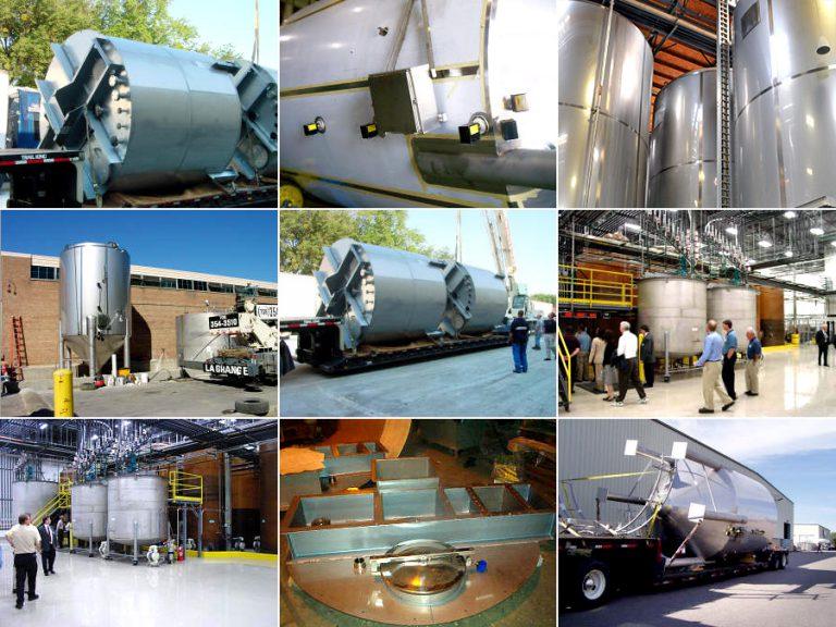CRECO Tanks - Stainless Steel Tanks - Harrington Industrial Plastics