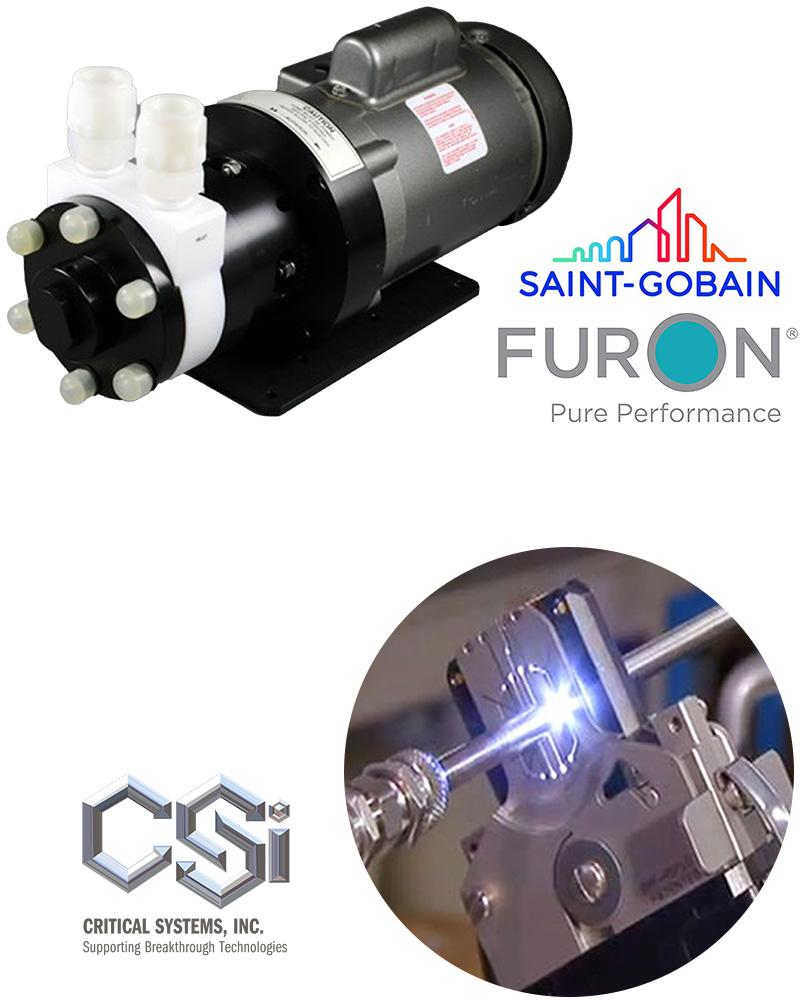 Saint-Gobain - Furon - Critical Systems, Inc.